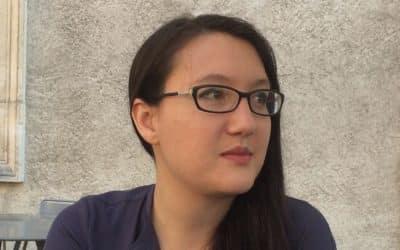 Céline Zufferey : Des trucs pour m'occuper les mains