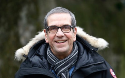 Interview de notre étudiant : Roger Bucher, auteur de « Larmes d'exil »