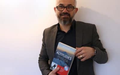 Interview de notre étudiant : Luc Boisnard, auteur d'« Altitudes »