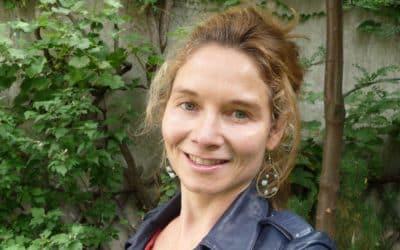 Ingrid Thobois : J'écris depuis l'intérieur du texte