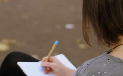 Interview de notre étudiante Eynis Fontaine, auteure de «Perpetua ou péripéties entre deux emplois»